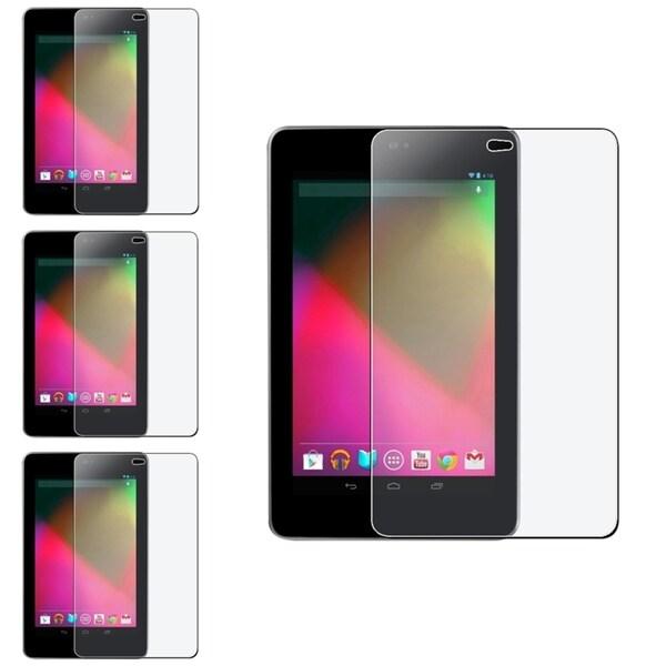 INSTEN Anti-glare Screen Protector for Google Nexus 7 (Pack of 4)