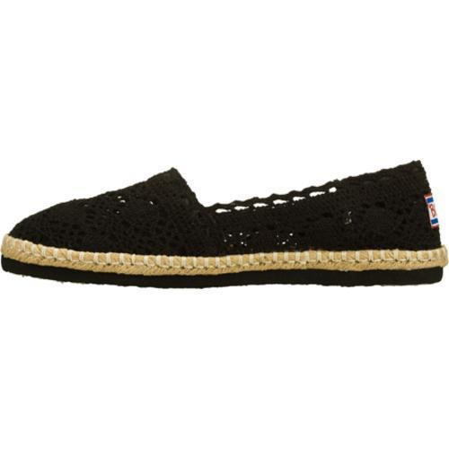 Women's Skechers BOBS Doily Black