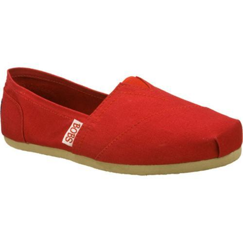 Women's Skechers BOBS Earth Day Red/Red