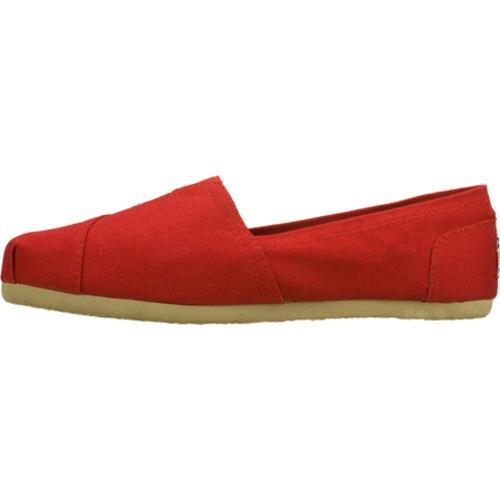 Women's Skechers BOBS Earth Day Red/Red - Thumbnail 2