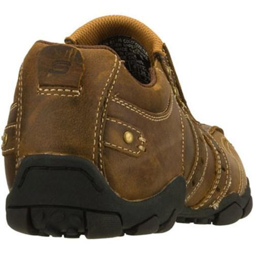 Men's Skechers Diameter Heisman Dark Brown - Thumbnail 2
