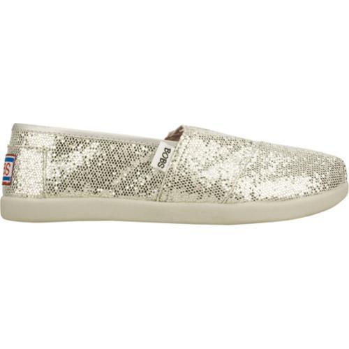 Girls' Skechers BOBS World Silver