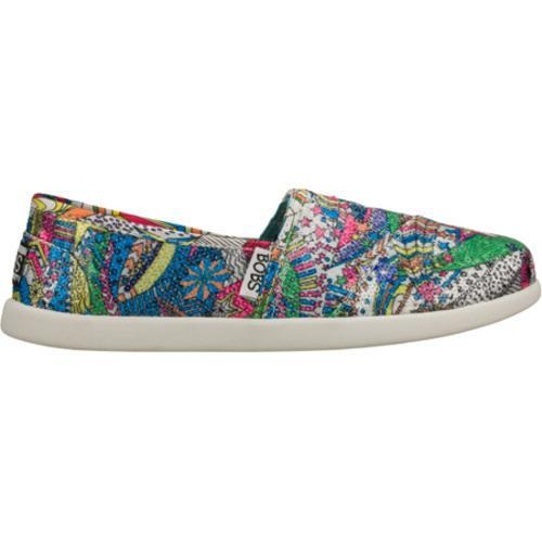 Women's Skechers BOBS World Flash and Fade Multi - Thumbnail 1