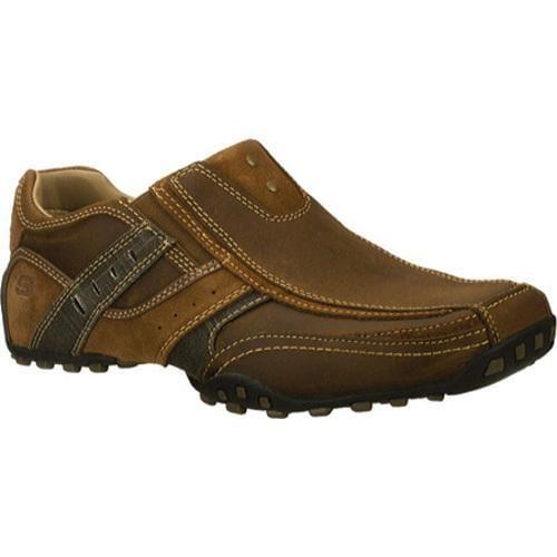 Men's Skechers Citywalk Grazer Dark Brown