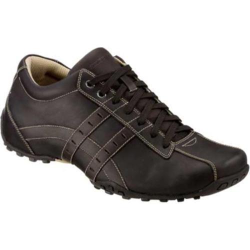 Men's Skechers Citywalk Midnight Black - Thumbnail 0