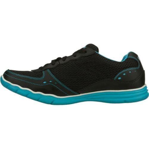 Women's Skechers Danza Black/Blue