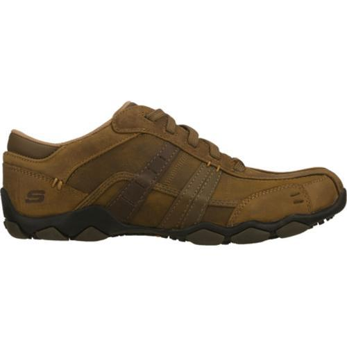Men's Skechers Diameter Vassell Brown - Thumbnail 1