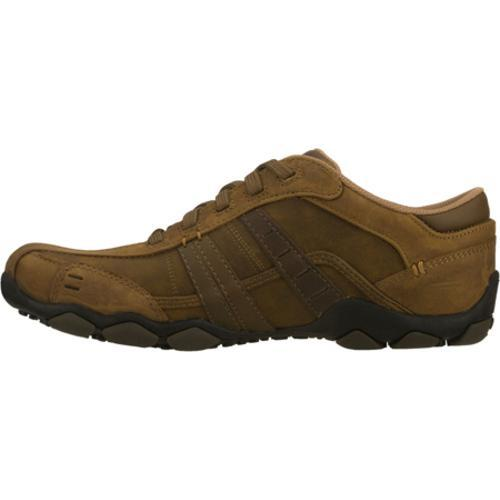 Men's Skechers Diameter Vassell Brown - Thumbnail 2