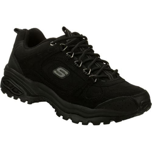 Men's Skechers Energy 3 Punisher Black/Black