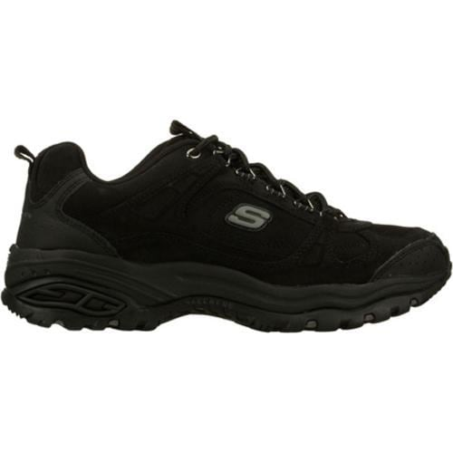 Men's Skechers Energy 3 Punisher Black/Black - Thumbnail 1