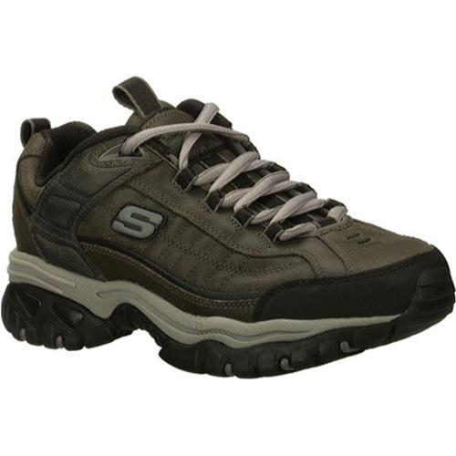 Men's Skechers Energy Downforce Charcoal - Thumbnail 0