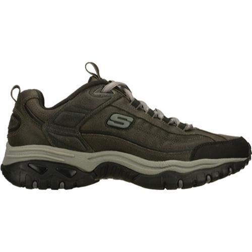 Men's Skechers Energy Downforce Charcoal - Thumbnail 1