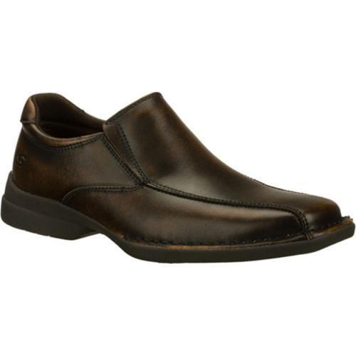 Men's Skechers Equable Verns Brown