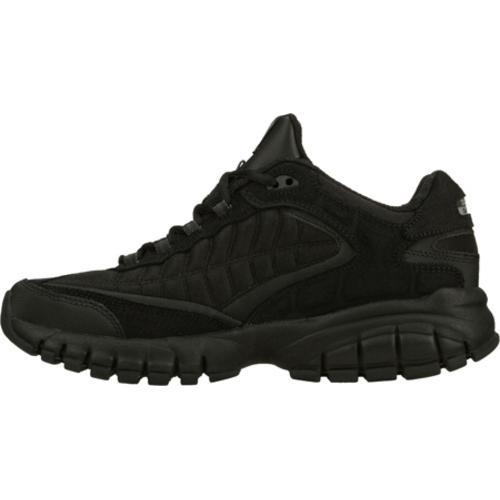 Men's Skechers Juke Outdoors Black - Thumbnail 2