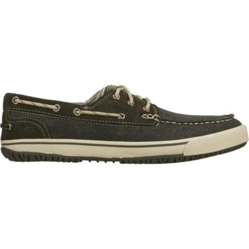 Men's Skechers Nimbus Olven Black - Thumbnail 1