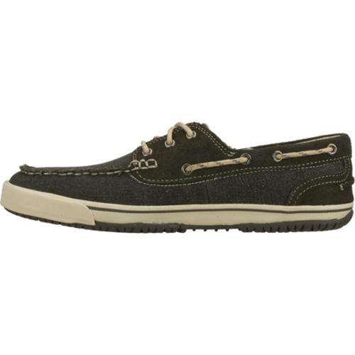 Men's Skechers Nimbus Olven Black - Thumbnail 2