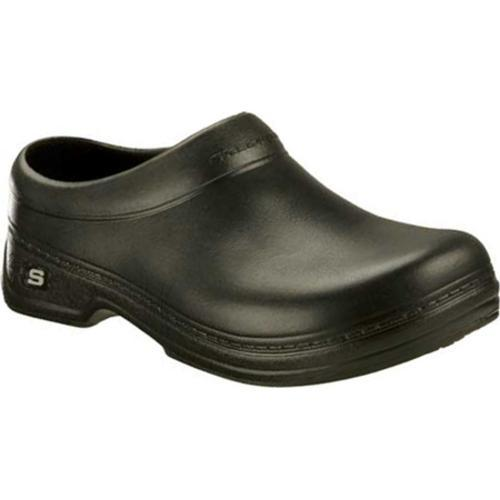Men's Skechers Oswald Balder Black - Thumbnail 0