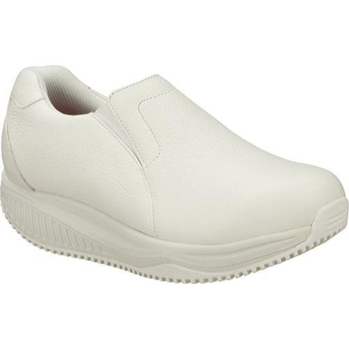 Women's Skechers Shape Ups X Wear Slip Resistant Encompass White
