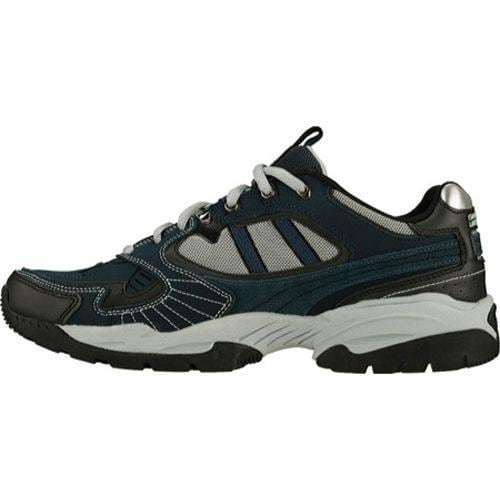 Men's Skechers Sparta Navy/Black - Thumbnail 2