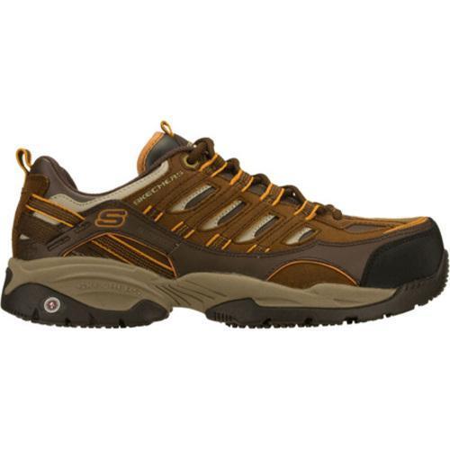 Men's Skechers Sparta S R Command Brown/Orange