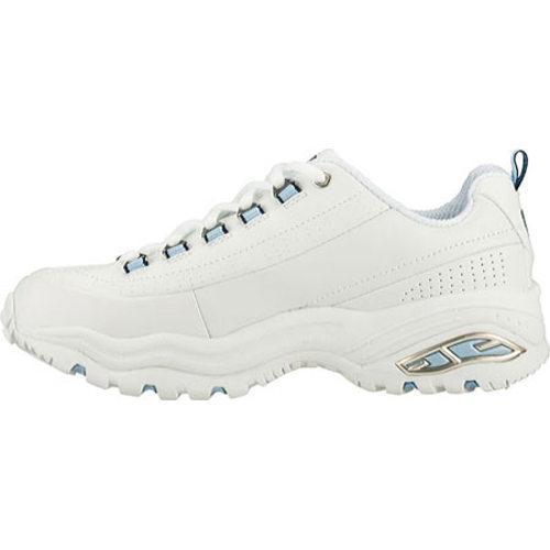 Women's Skechers Sport Premium White/Blue