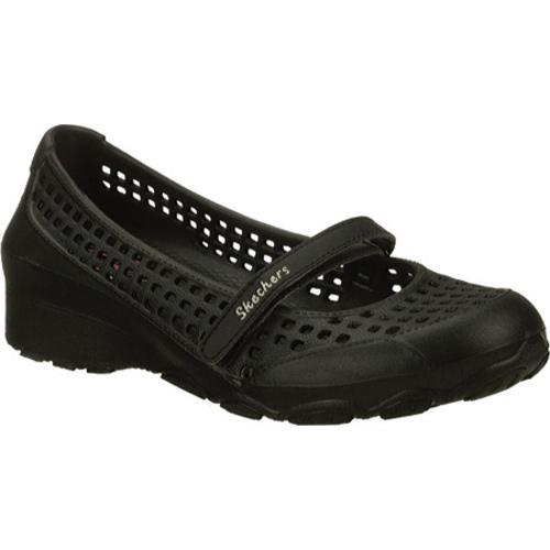 Women's Skechers Step Ups Wanders Black