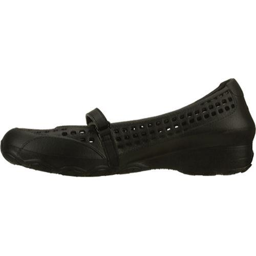 Women's Skechers Step Ups Wanders Black - Thumbnail 2