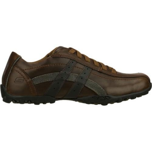 Men's Skechers Talus Burk Brown/Brown - Thumbnail 1