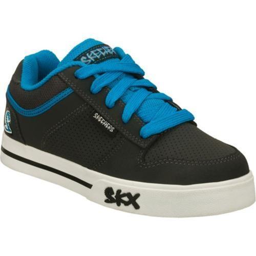 Boys' Skechers Vert 2 Gray/Blue