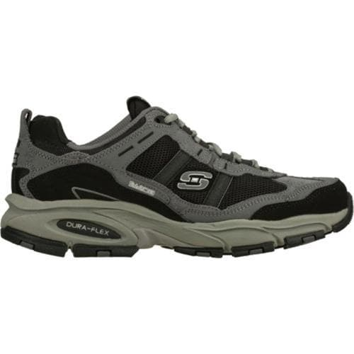 Men's Skechers Vigor 2.0 Gray/Black - Thumbnail 1