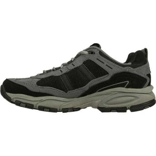 Men's Skechers Vigor 2.0 Gray/Black - Thumbnail 2