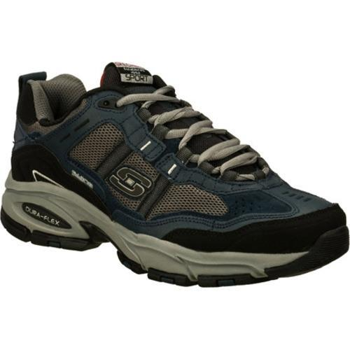 Men's Skechers Vigor 2.0 Navy/Gray - Thumbnail 0