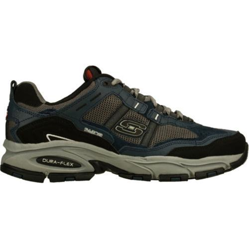 Men's Skechers Vigor 2.0 Navy/Gray - Thumbnail 1