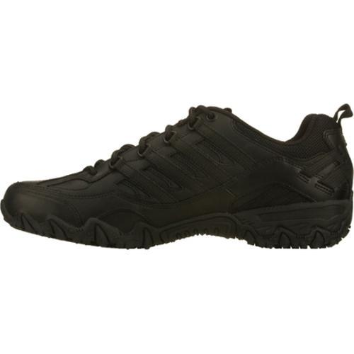 Women's Skechers Work Compulsions Chant Black - Thumbnail 2