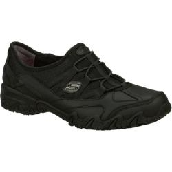 Women's Skechers Work Compulsions Indulgent Black