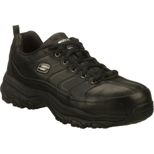 Men's Skechers Work D'Lites S R Enchant Black
