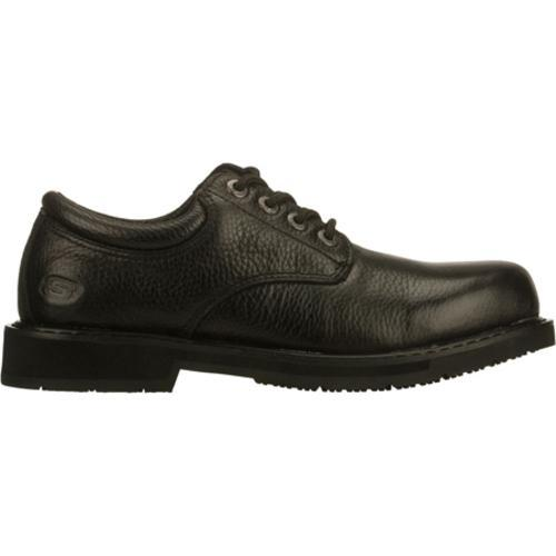 Men's Skechers Work Exalt Black - Thumbnail 1