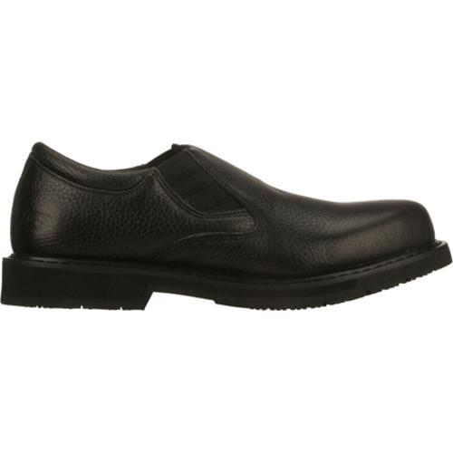 Men's Skechers Work Exalt Closer Black - Thumbnail 1