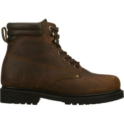 Men's Skechers Work Foreman Brown - Thumbnail 1