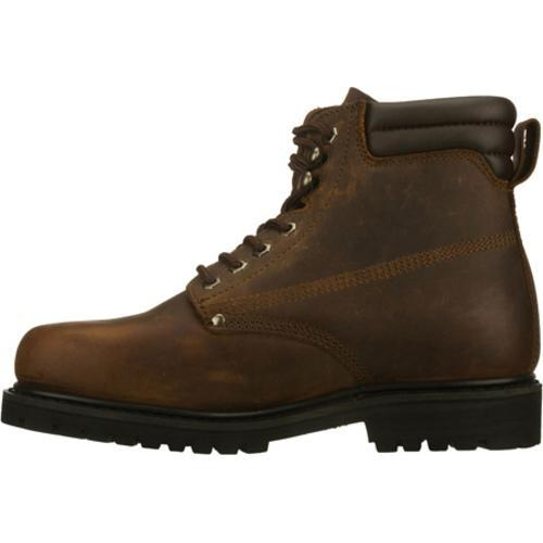 Men's Skechers Work Foreman Brown - Thumbnail 2