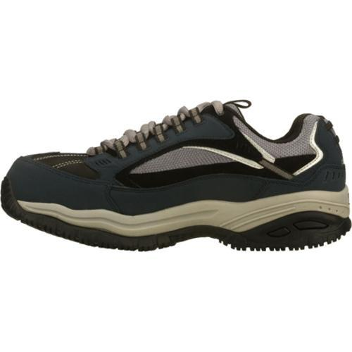 Men's Skechers Work Soft Stride Compo Navy - Thumbnail 2
