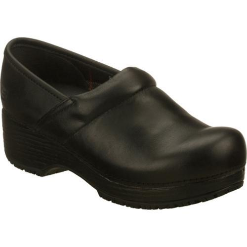 Skechers Women's Work-Tone-Ups Clog Slip Resistant Slip On Shoes Black Size 9.5