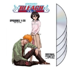 Bleach Uncut: Box Set 1 (DVD)