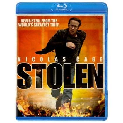 Stolen (Blu-ray Disc)