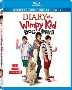 Diary of a Wimpy Kid: Dog Days (Blu-ray/DVD)