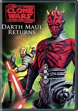 Star Wars: The Clone Wars - Return of Darth Maul (DVD)