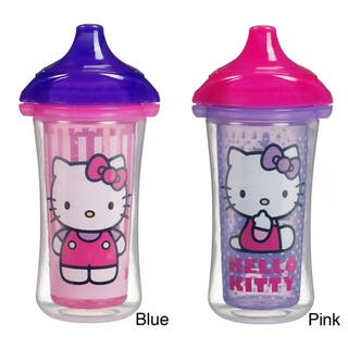 Munchkin Hello Kitty Click Lock Insulated 9-ozunce Sippy Cup (Set of 2)|https://ak1.ostkcdn.com/images/products/7385309/7385309/Munchkin-Hello-Kitty-Click-Lock-Insulated-9-ozunce-Sippy-Cup-Set-of-2-P14844305.jpg?impolicy=medium
