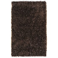 Hand-woven Brookside Soft Plush Shag Area Rug