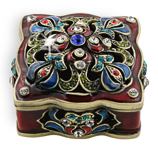 Objet d'art 'Enchante Box' Trinket Box