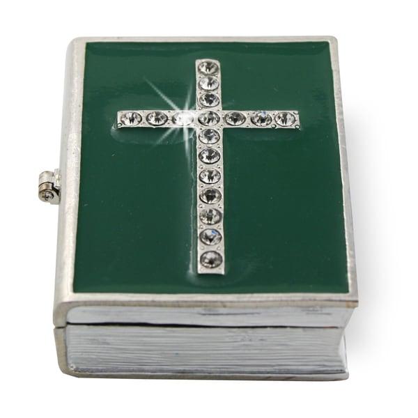 Objet d'art 'The Holy Bible' Trinket Box